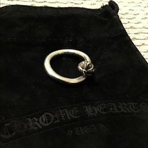 Chrome Hearts Flower Ring